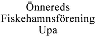 Önnereds Fiskehamnsförening Upa logo