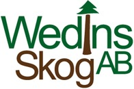 Wedins Skog AB logo