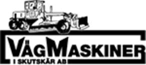Vägmaskiner i Skutskär AB logo