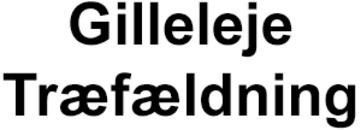 Gilleleje Træfældning logo