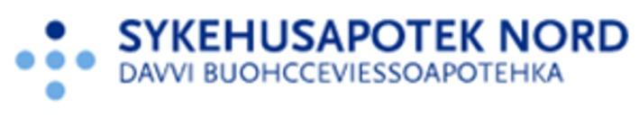 Sykehusapoteket i Harstad logo