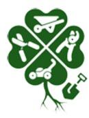 Jens Aage's Park- og Haveservice logo