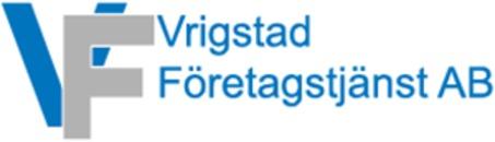 Vrigstad Företagstjänst AB logo