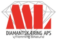 ML Diamantskæring ApS logo