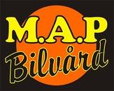 M.A.P Bilvård KB logo