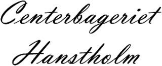 Centerbageriet Hanstholm logo