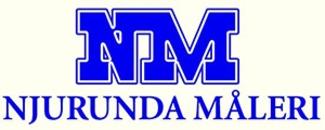 Njurunda Måleri AB logo