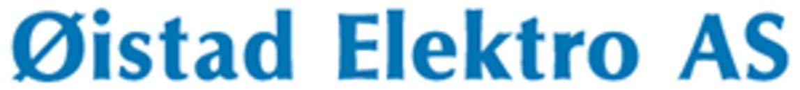 Øistad Elektro AS logo