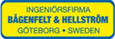Bågenfelt & Hellström AB, Ingeniörsfirma logo