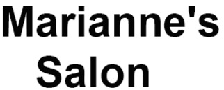 Marianne's Salon logo