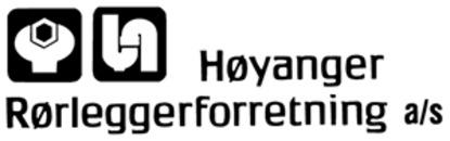 Høyanger Rørleggerforretning AS logo