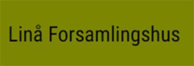 Linå Forsamlingshus logo