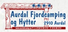 Aurdal Fjordcamping og Hytter logo