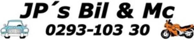 JP's Bil och MC logo