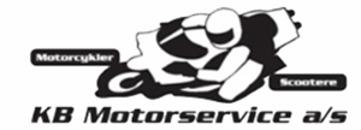KB Motorservice A/S logo