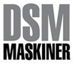 DSM Maskiner i Skövde AB logo