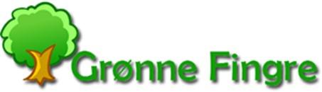 Grønne Fingre Nilsen Raaer logo