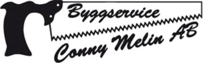 Byggservice Conny Melin AB logo