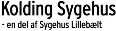 Kolding Sygehus - Sygehus Lillebælt logo