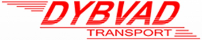 Dybvad Transport AS logo