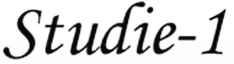 Studie 1 logo