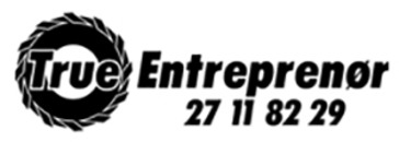 True Entreprenørforretning ApS logo