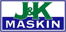 J&k Maskin AS logo