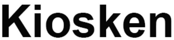 Kiosken logo