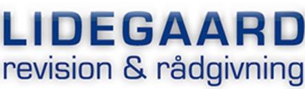 Lidegaard Registreret revisionsanpartsselskab logo