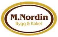 M. Nordins Bygg Och Kakel AB logo