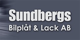 Sundbergs Bilplåt & Lack logo