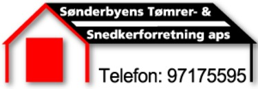 Sønderbyens Tømrer- & Snedkerforretning ApS logo