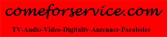T V Video-Service logo