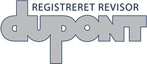 Registreret Revisor Dupont logo