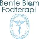 Statsautoriseret Fodterapeut Bente Blom logo