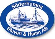 Söderhamns Stuveri & Hamn logo