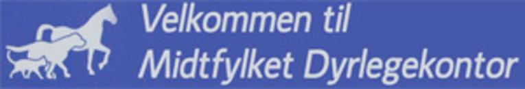 Midtfylket Dyrlegekontor AS logo