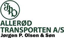 Allerød Transporten A/S logo