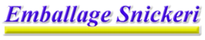 Emballage Snickeri logo