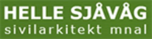 Helle Sjåvåg sivilarkitekt MNAL logo