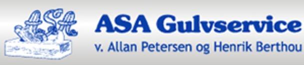 ASA Gulvservice logo