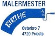 Malermester Birthe Olsen A/S logo