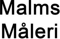 Malms Måleri logo