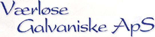 Værløse Galvaniske 2005 ApS logo