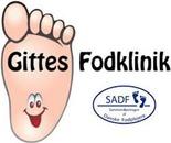 Gittes Fodklinik logo
