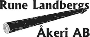 Rune Landbergs Åkeri AB logo