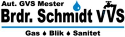 Brdr. Schmidt VVS ApS logo