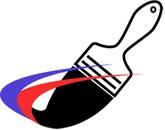 Rene's Malerfirma v/Rene Klemmensen logo