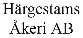 Härgestams Åkeri AB logo