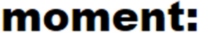 moment:teater logo